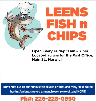 Leen's Fish and Chips